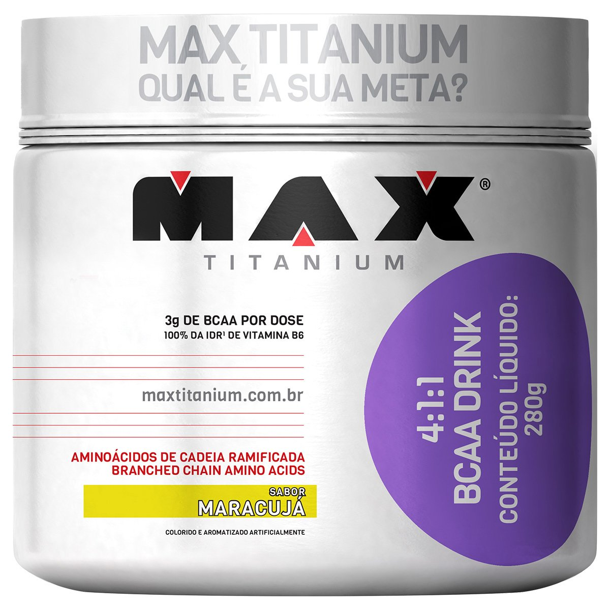 808dca6d8 BCAA Drink 280 g - Max Titanium