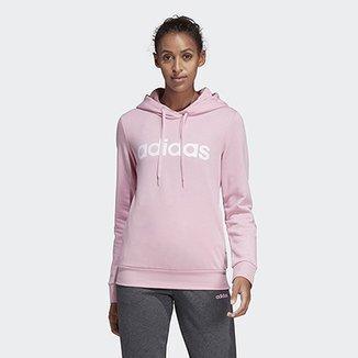 6ea6a2ee3b Moletom Adidas Essentials Linear Feminino