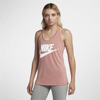 Camiseta Regata Nike Sportswear Essential Feminina d4d9a9a5382ff