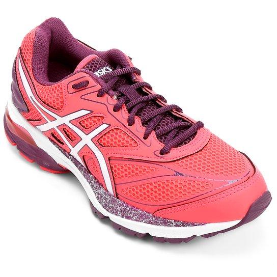 c1c4da3437f41 Tênis Asics Gel Pulse 8 A Feminino - Pink e Branco | Netshoes