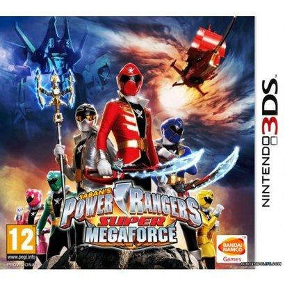3DS Bandai Namco - Power Rangers Super Megaforce. Em Power Rangers Super MegaForce, o maligno príncipe Vekar chegou com...