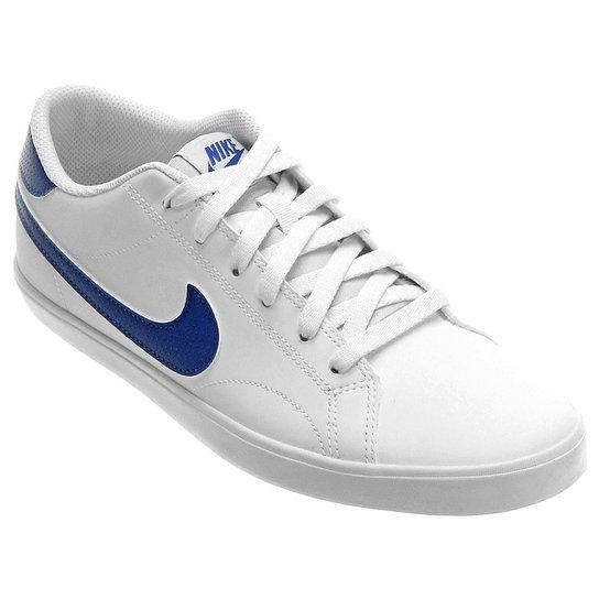 f04433f58df Tênis Nike Eastham - Off White+Azul