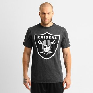 fff1b4f5b8 Camiseta New Era NFL Oakland Raiders