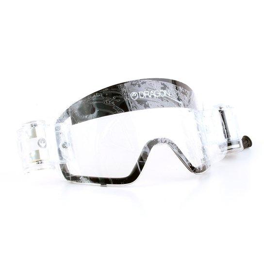Lente Transparente Para Oculos Dragon NFX Roll-Off - Chumbo - Compre ... 0a4e115bcd