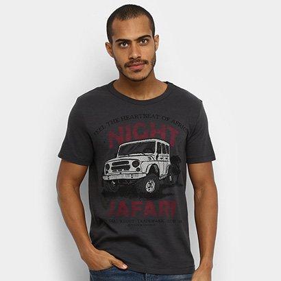 Camiseta Hering Estampada Masculina