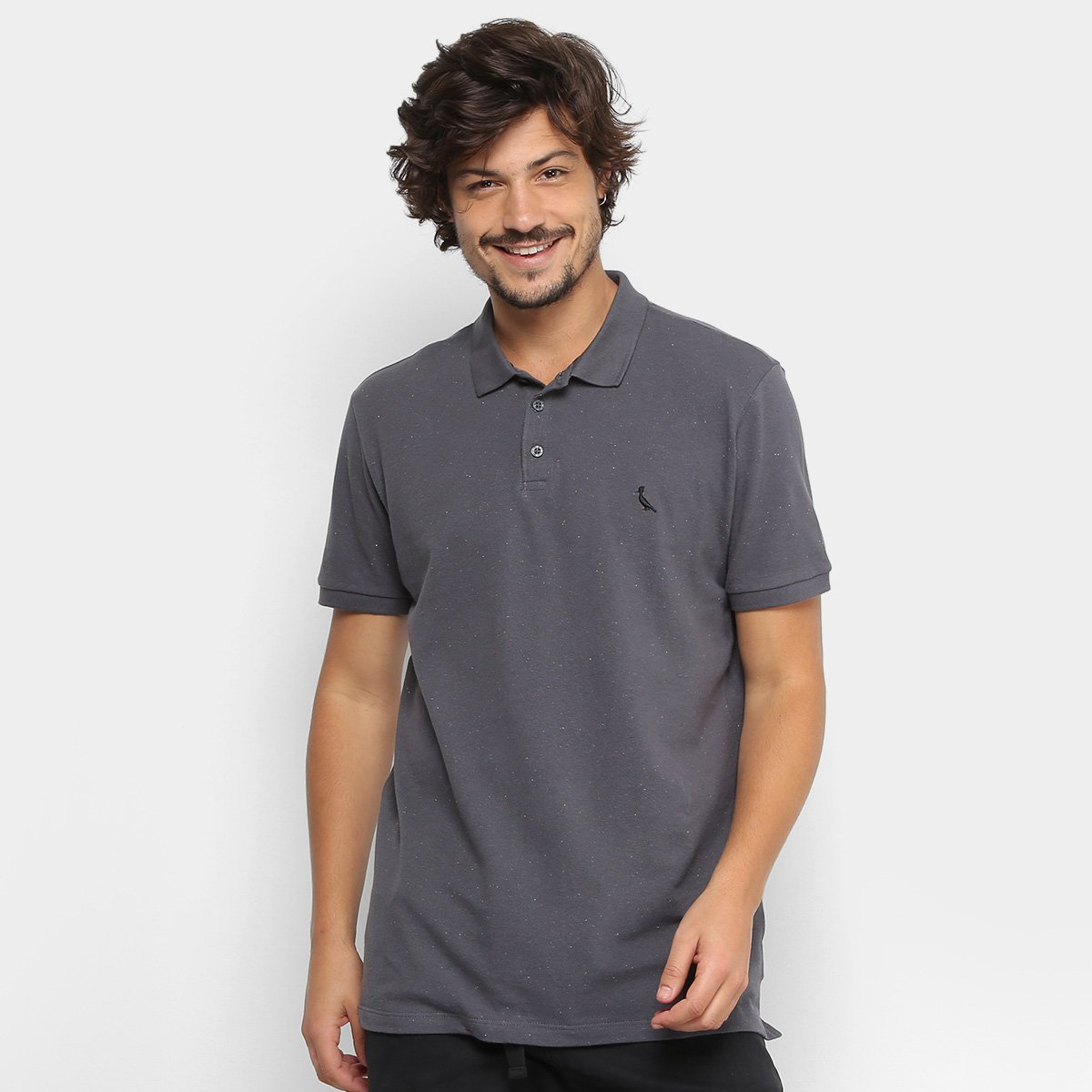 Camisa Polo Reserva Piquet Botonê Fantasia Masculina. undefined 8a4262d05e26e