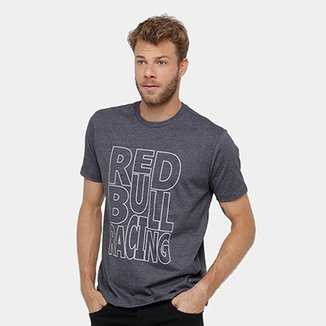 61d4d56cdb44e Camiseta Red Bull Racing Color Masculina