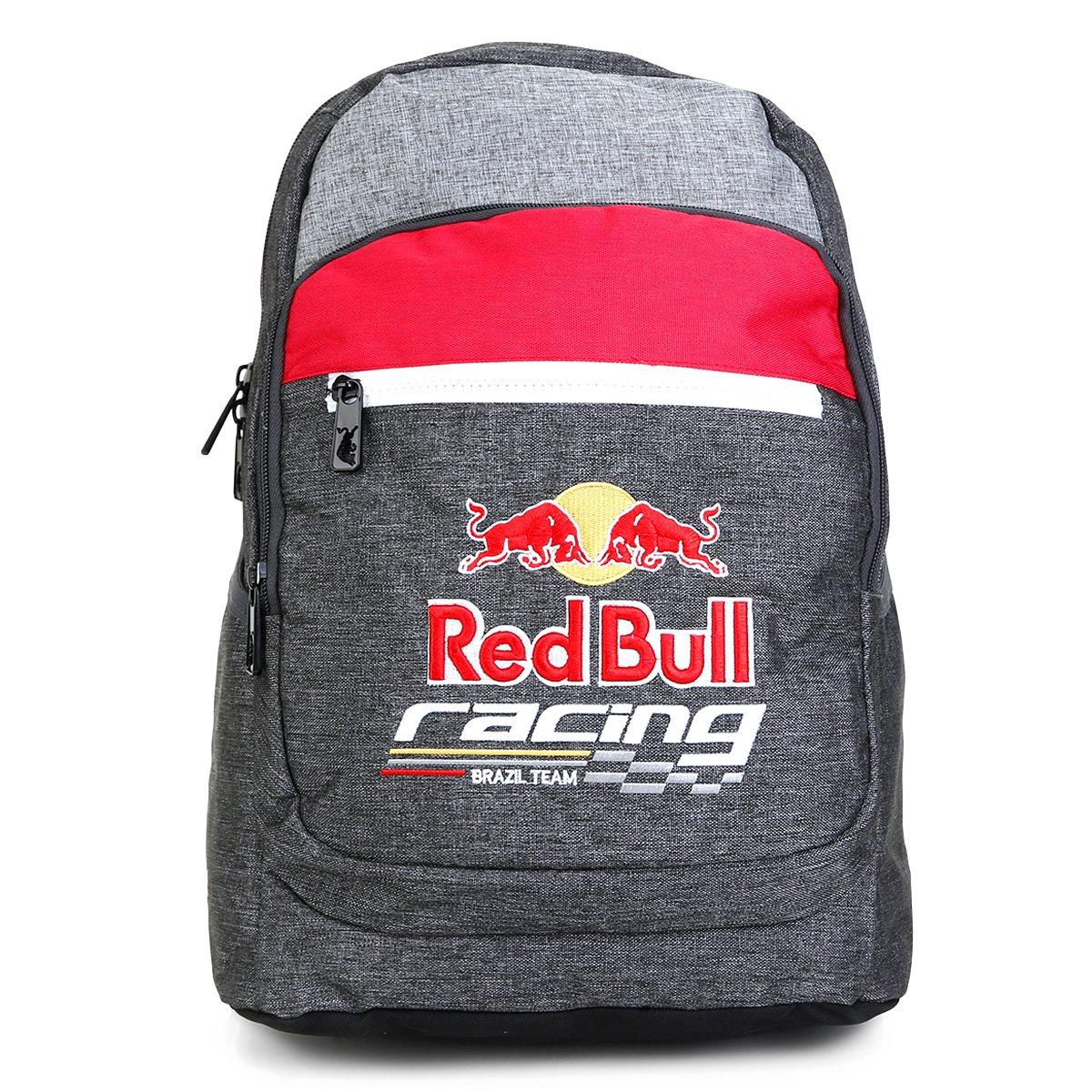 d97e47a69 Mochila Red Bull Fastness Masculina