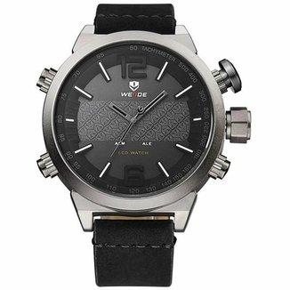 ad50a146f3c Relógio Weide Anadigi WH-6101