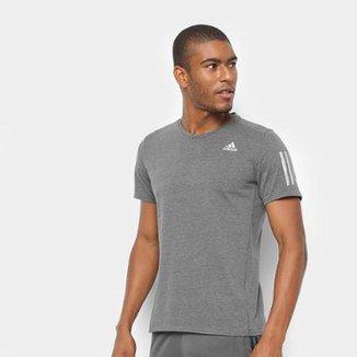 75d4ce5f4a5 Camiseta Adidas Response Soft Masculina