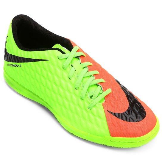 Chuteira Futsal Nike Hypervenom Phade 3 IC - Compre Agora  5d9202aef1744