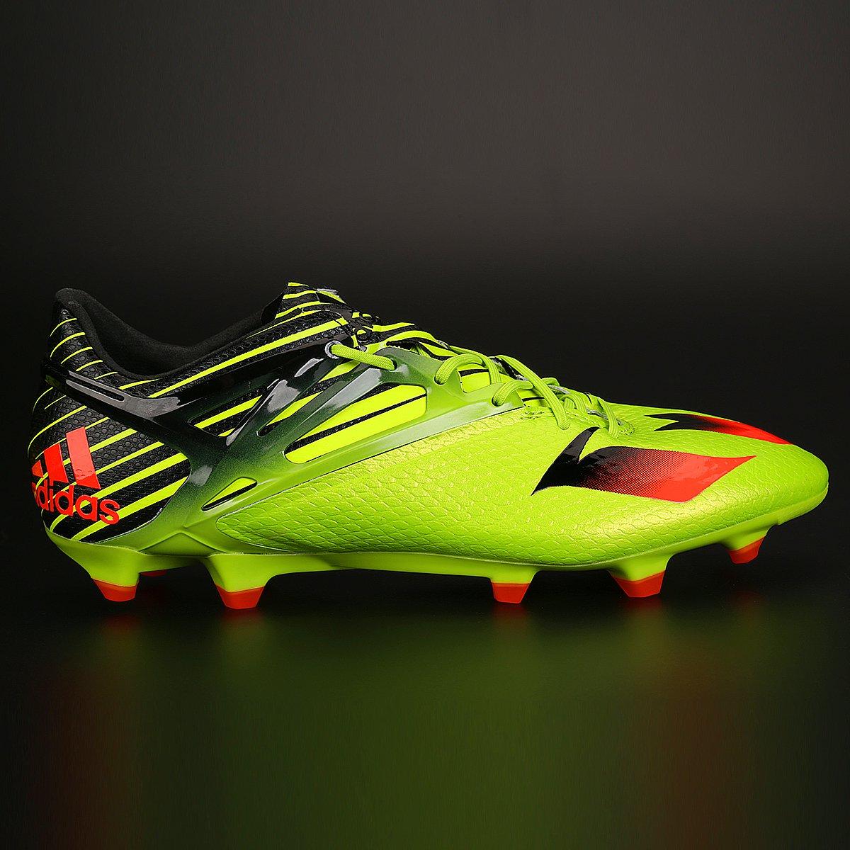 Campo Chuteira Adidas Messi 15.1 FG  83bac1cb1b776