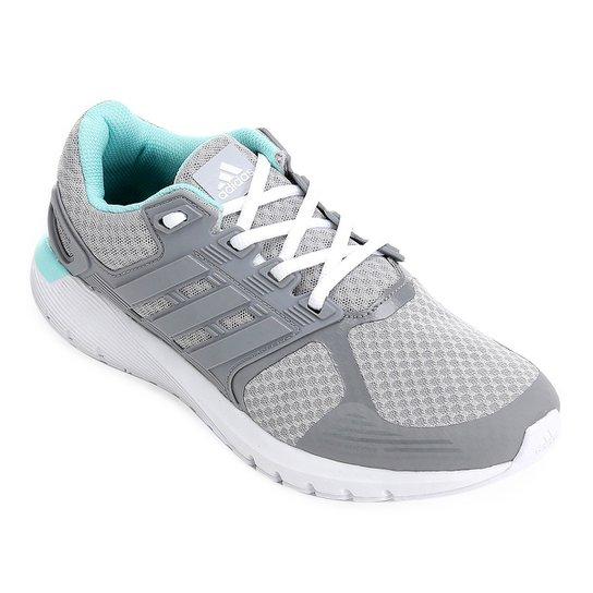 Tênis Adidas Duramo 8 Feminino - Chumbo - Compre Agora  8b7b6a4de95d8