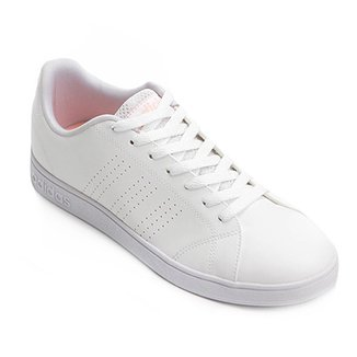 3a6f50a0576 Tênis Adidas Vs Advantage Clean Feminino