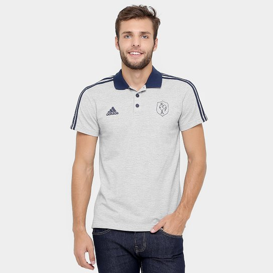 c3446a30cb876 Camiseta Polo Adidas Rugby FFR - Compre Agora