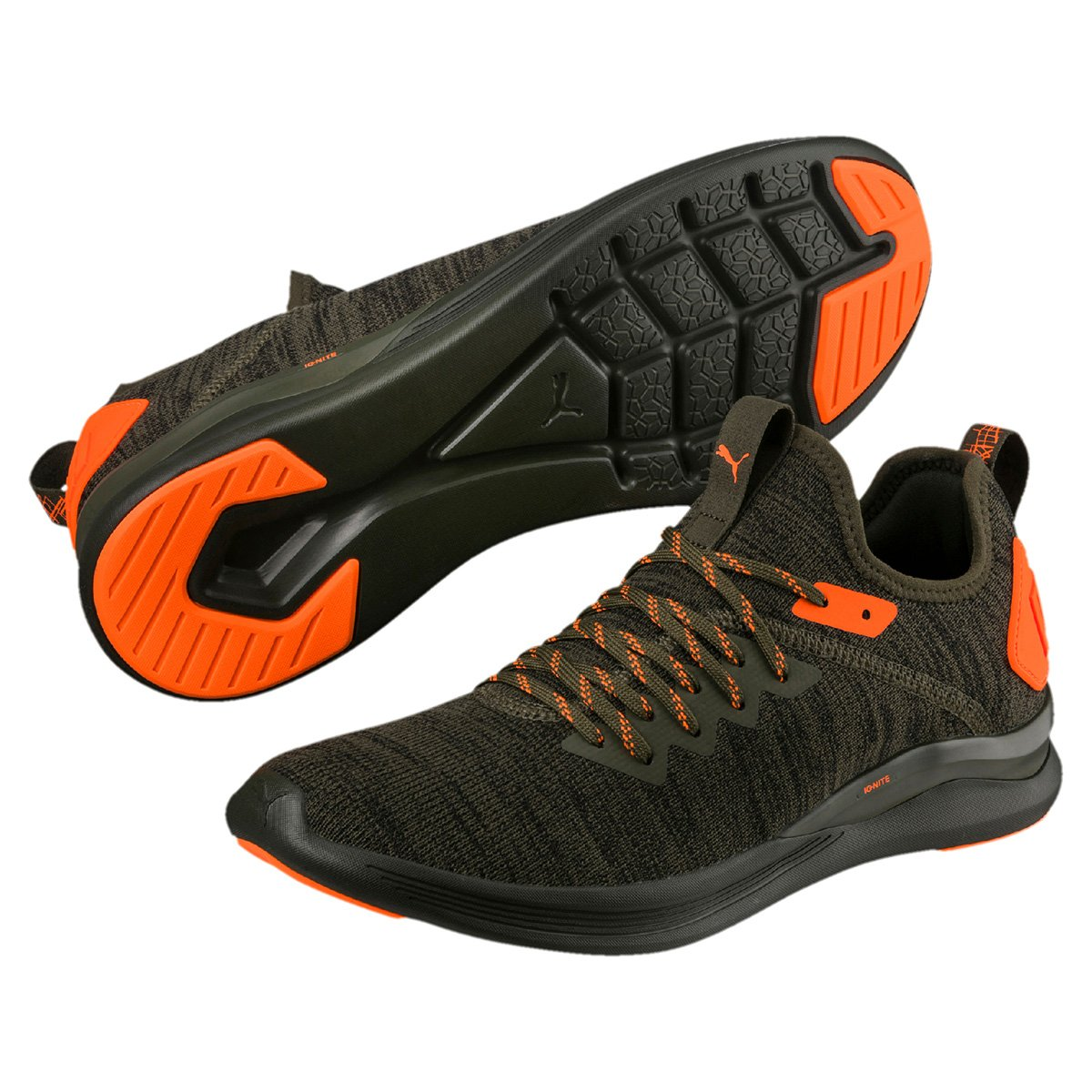 baa1160c34caa FornecedorNetshoes. Tênis Puma Ignite Flash Evoknit Unrest Masculino