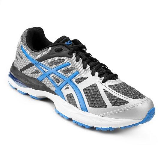 Tênis Asics Gel Spree Masculino - Prata e Azul Claro - Compre Agora ... 6682ee51f2971