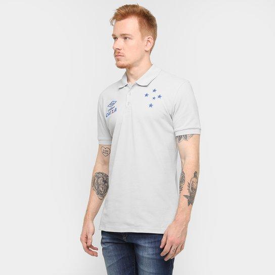b9ac4a34ce Camisa Polo Umbro Cruzeiro Viagem 2016 - Compre Agora