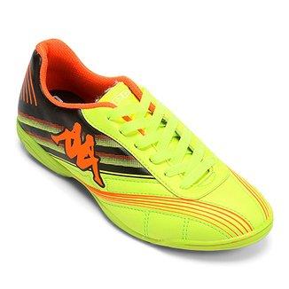 Chuteira Futsal Kappa Crotone Masculina 78438cc19f099