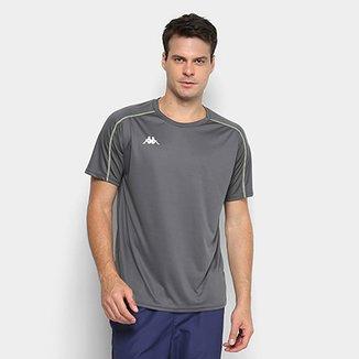Camisetas Kappa Masculinas - Melhores Preços  380a7d7fb81