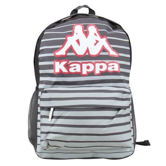 Mochila Kappa Media Stripe 17 - Compre Agora  70e3c43b081
