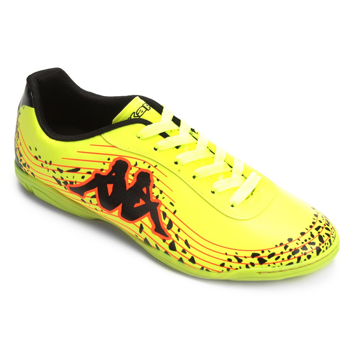 39%OFF Chuteira Futsal Kappa Lightning 0ee5652576620