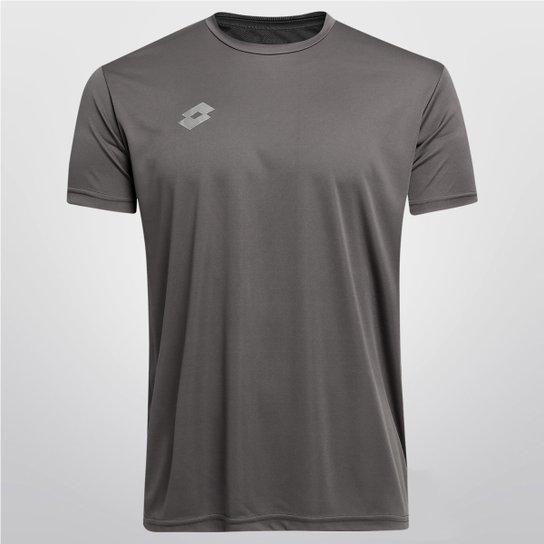 Camisa Lotto Brodsy Masculina - Chumbo - Compre Agora  ff53103618bca