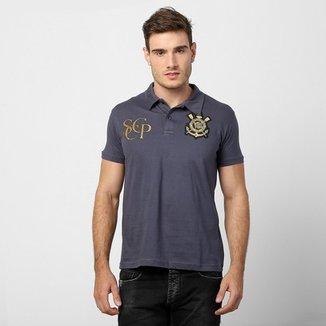 Camisa Polo Corinthians Baltazar e59e7be6838fb