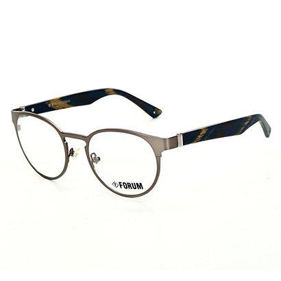 Armação Óculos de Grau Forum F6022 Feminina