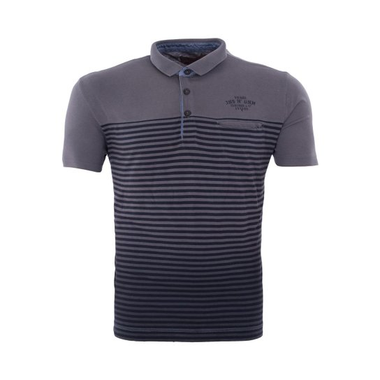 ee63b010c767a Camisa Polo Listras VR - Compre Agora   Netshoes
