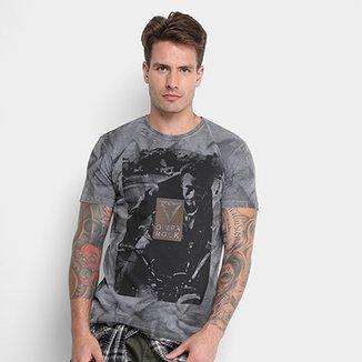 6d1abd2326 Camiseta Opera Rock Motoqueiro Masculina