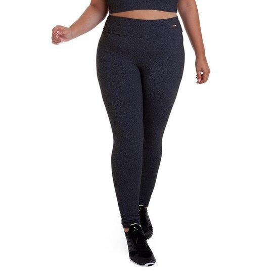 4ede3af19 Calça Legging Plus Size Best Fit - Chumbo | Netshoes
