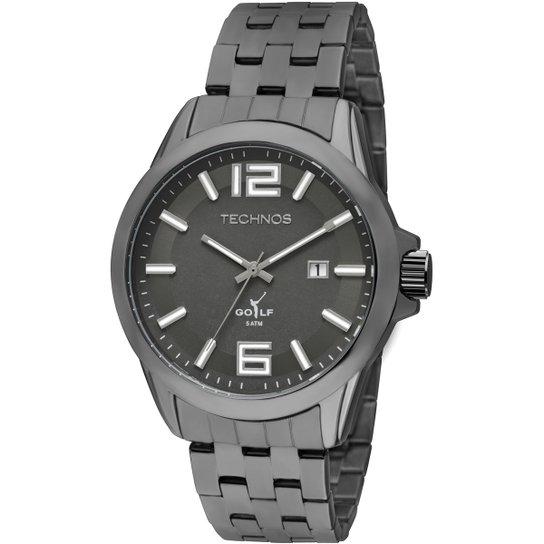 Relógio Technos Classic Golf - Compre Agora   Netshoes 1feb0af120