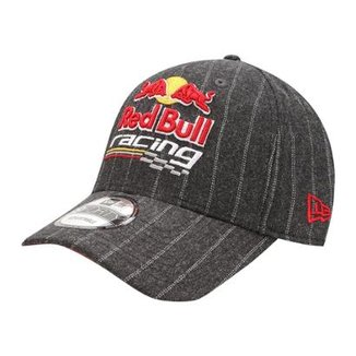 Boné New Era Red Bull Racing Aba Curva 940 HP SN Suit 3c4f8ec5acd