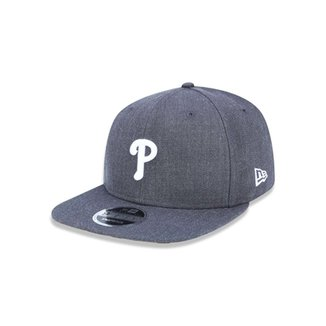 Boné 950 Original Fit Philadelphia Phillies MLB Aba Reta Snapback New Era e2a78bc224a