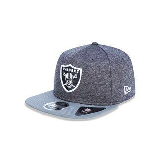 50956e558745f Boné 950 Original Fit Oakland Raiders NFL Aba Reta Snapback New Era