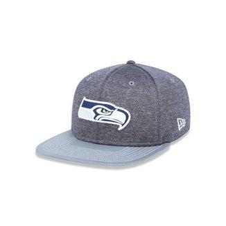 726c531d5d31b Boné 950 Original Fit Seattle Seahawks NFL Aba Reta Snapback New Era