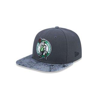 Boné 950 Original Fit Boston Celtics NBA Aba Reta Snapback New Era 478f52fc428
