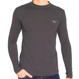 8e435c6b40 Camiseta Térmica Manga Longa Masculina