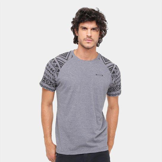 a205efb71bd4e Camiseta Free Surf Especial Gray Masculina - Compre Agora