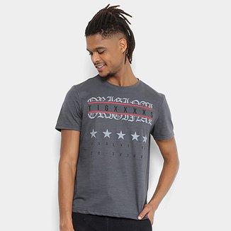Camiseta Tigs Flamê Estampada Masculina f8819a99432