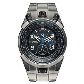 7549b5d4cef Relógio Orient Masculino FlyTech - MBTTC008 P2GX