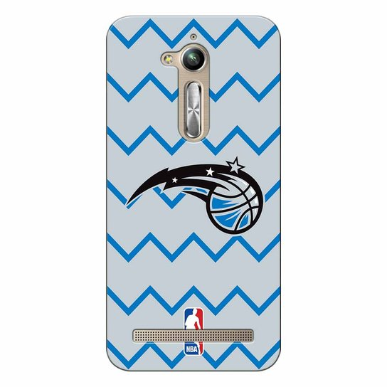 d795ca770c3 Capinha para Celular NBA - Asus Zenfone GO ZB500kl - Denver Nuggets - B08 -  Cinza