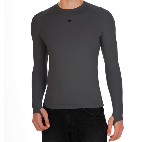 Camiseta Segunda Pele 2mt - Chumbo - Compre Agora  c684d8d341da8