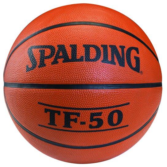 Bola Basquete Spalding TF - 50 - Laranja - Compre Agora  4554e185adb30