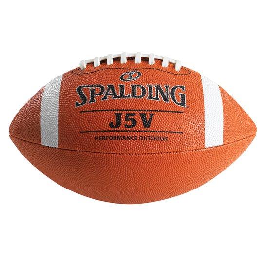 Bola Futebol Americano Spalding J5V Advance Performance Outdoor - Laranja 163bdda0aed2b