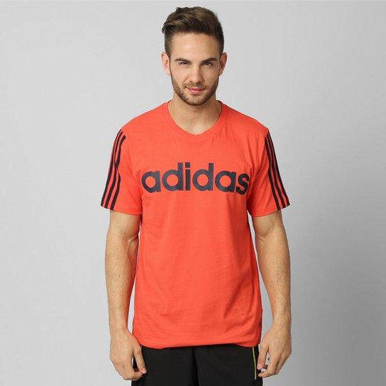 Camiseta Adidas Essentials Lineage - Compre Agora  06f54adaf37f9