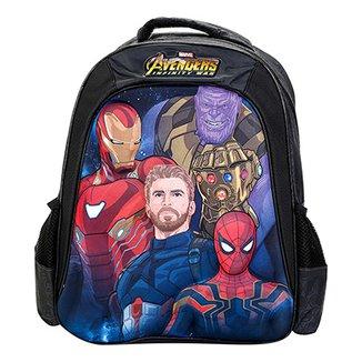 436d5fbb6 Mochila Infantil Xeryus Escolar Avengers Doomed