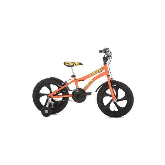 dc34b0c4d Bicicleta Houston Nic Aro 16 Infantil - Laranja