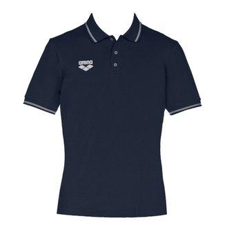 f085ce0195 Camiseta Polo Arena Masc Tl Ss
